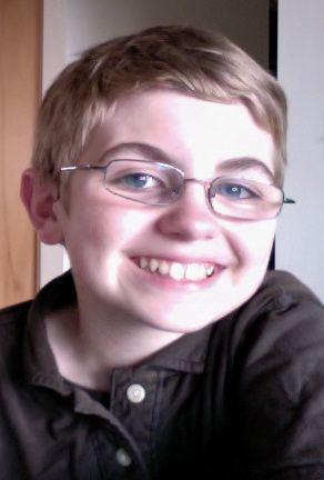Nathan smiles