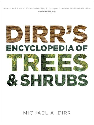Dirr's Trees and Shrubs Cover